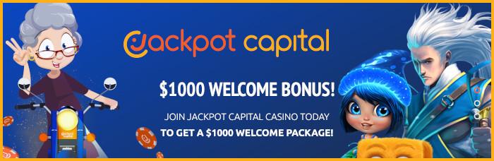 jackpot capital casino bonus