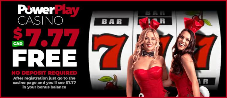 powerplay casino banner