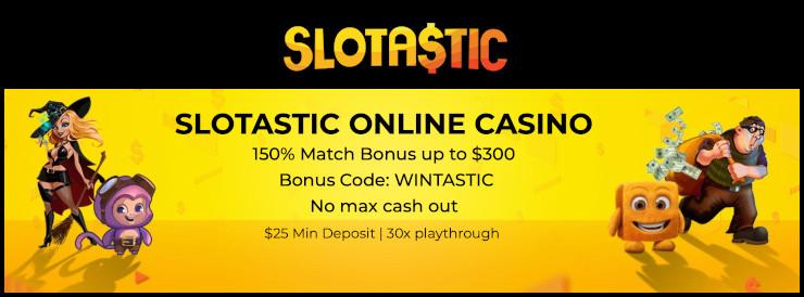 slotastic casino offer